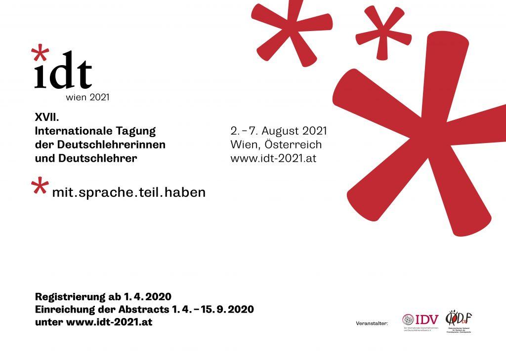 IDT 2021